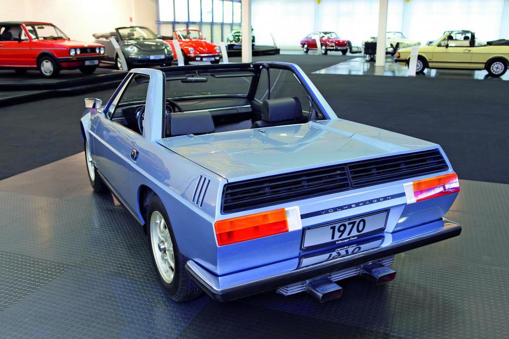 Giorgetto Giugiaro entwarf 1970 das Volkswagen Cheetah Cabriolet.
