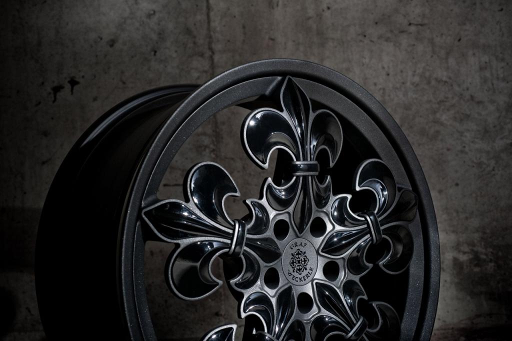 Große Eleganz oder Schrecken der Nacht? Der Ferrari 599 GTB Fiorano Comte Noir | Fotografie: Thomas A. Berger | diebergerdesigner.de