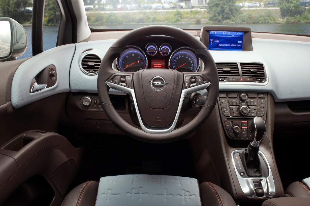 Handschuhfreier Auto-Winter: Beheizbares Lenkrad bei Opel
