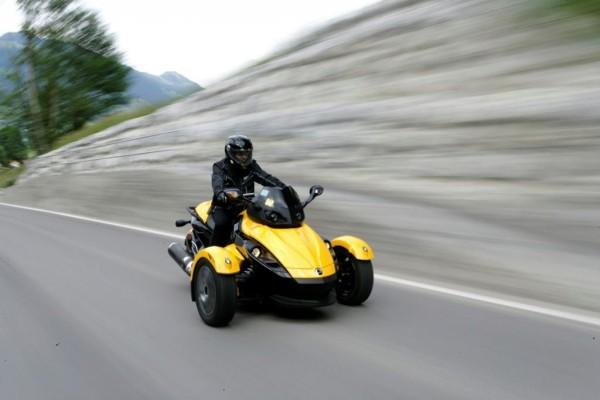 Hybridmotor für das Spaßmobil