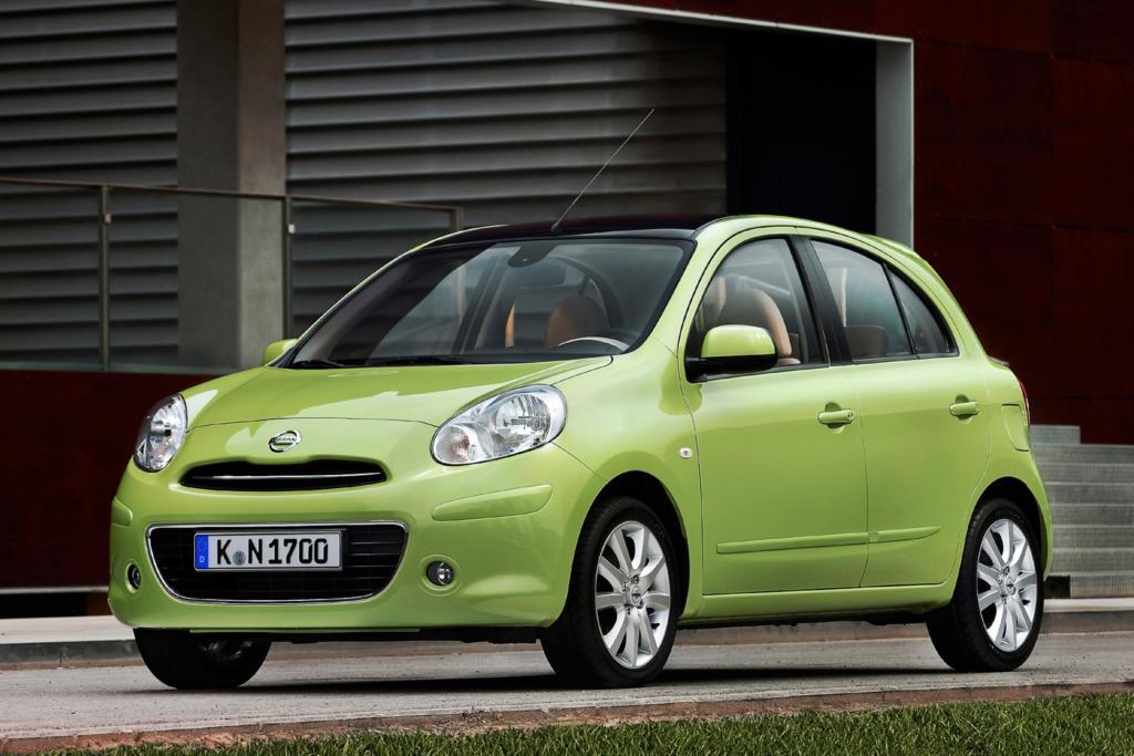 Im Wendekreis der Minis: Nissan Micra