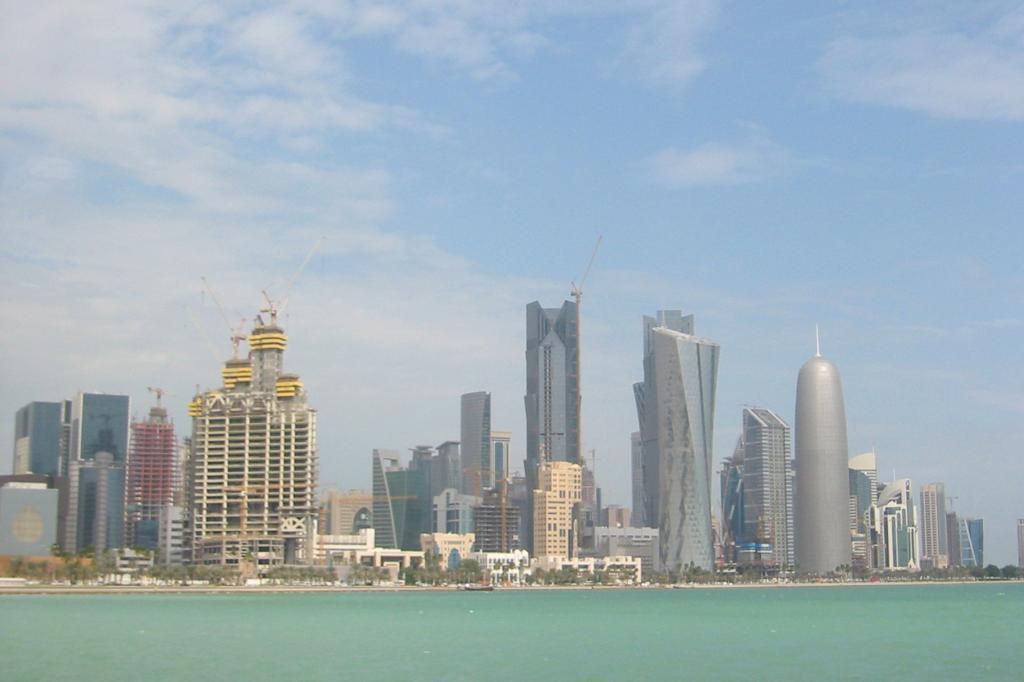 In Katar wird permanent gebaut