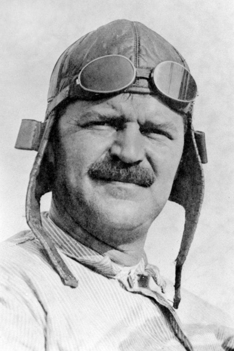 Ingenieur und Rennfahrer: Louis Chevrolet.