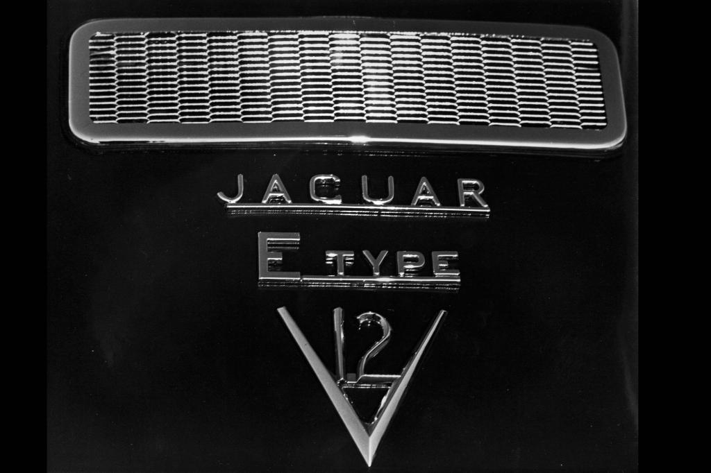 Jaguar Schriftzug