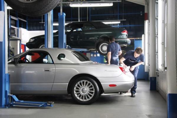 Kfz-Werkstattrechnung senken - Teile reparieren statt auswechseln
