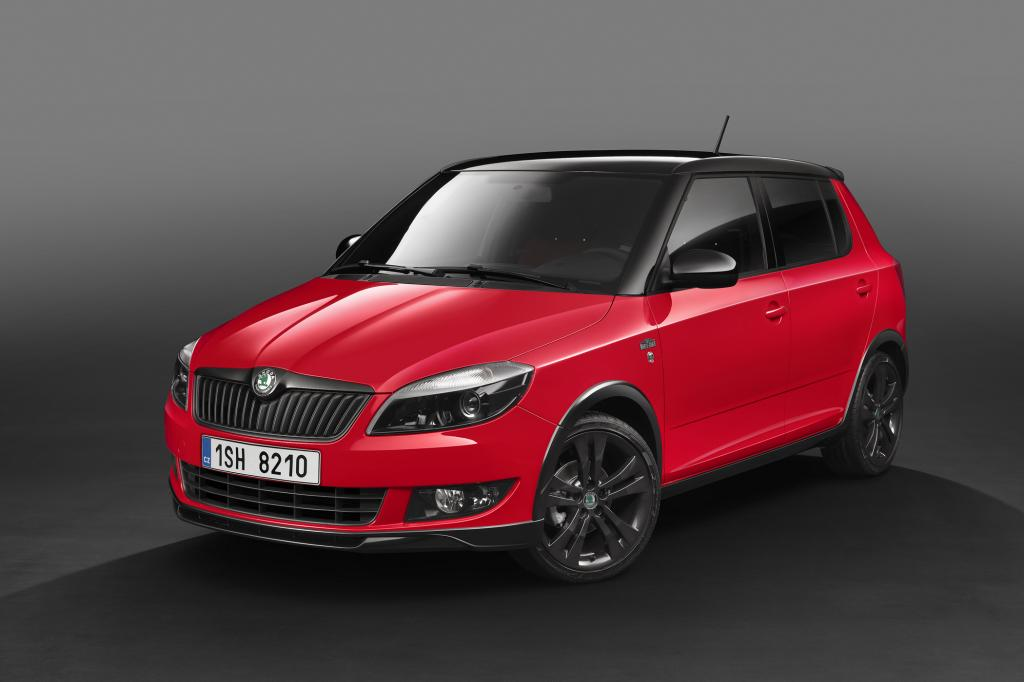 Kleinwagen goes Rallye - Skoda zeigt das neue Sondermodell Monte Carlo