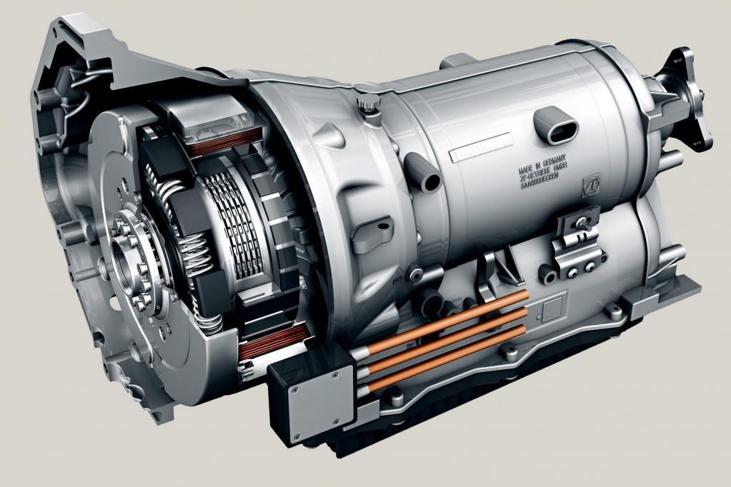 Kompaktes Hybridgetriebe für noch mehr Einsparung