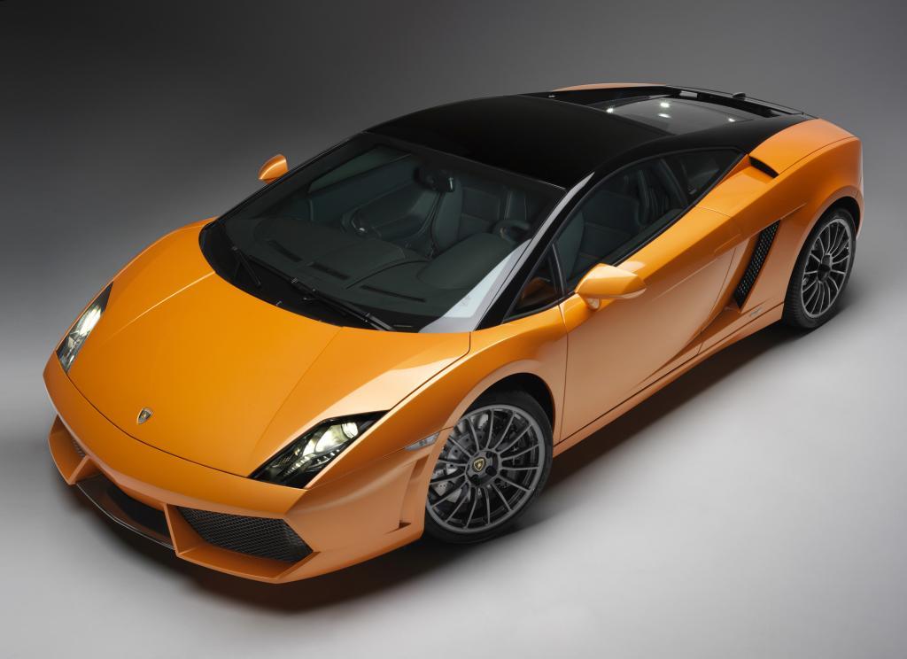 Lamborghini zeigt ein neues Sondermodell auf Basis des Gallardo