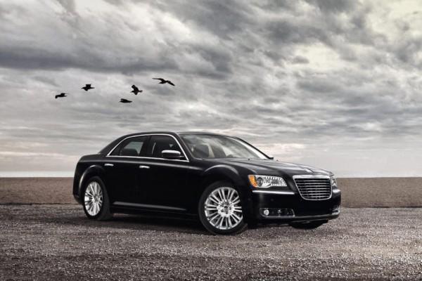 Lancia bringt Chrysler 300 als ''Thema''