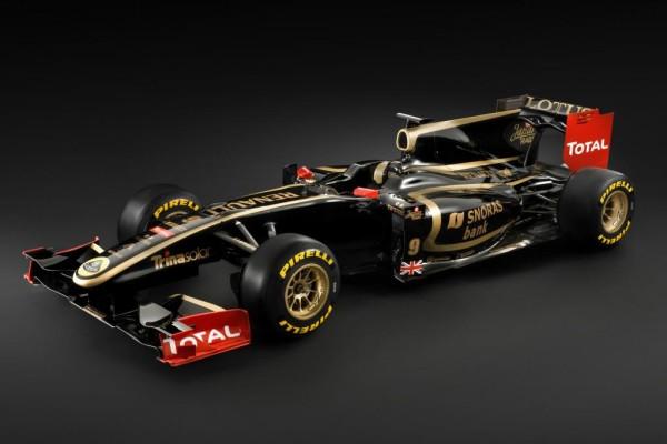 Lotus Renault GP enthüllt Formel-1-Renner