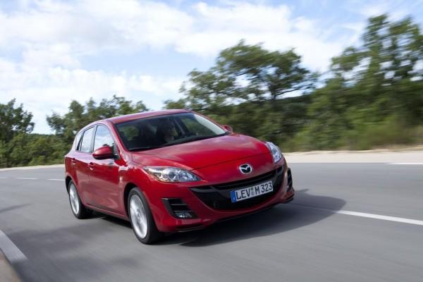 Mazda hält Marktanteil bei 1,6 Prozent