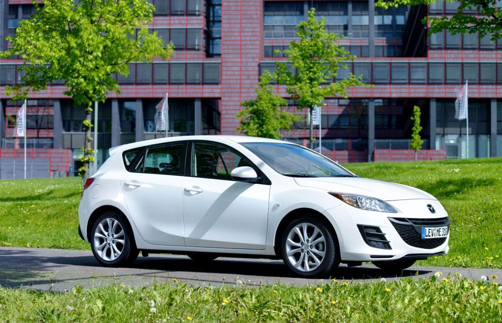 Mazda3 mit i-stop weniger sportlich als erwartet