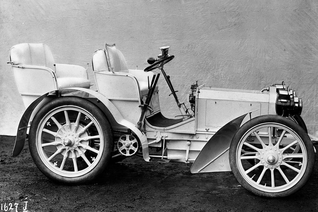 Mercedes 35 PS von 1901