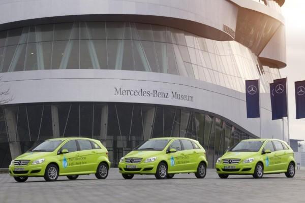 Mercedes-Benz - Automobiler Marathon zum Jubiläum