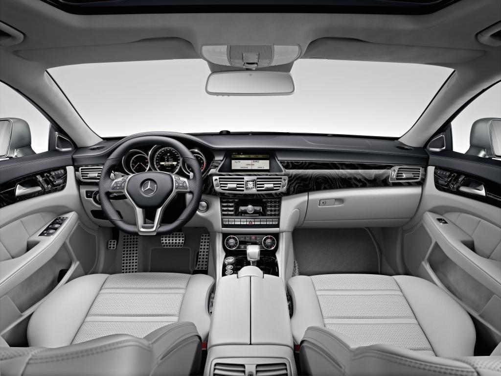Mercedes-Benz CLS 63 AMG: Schneller Schönling