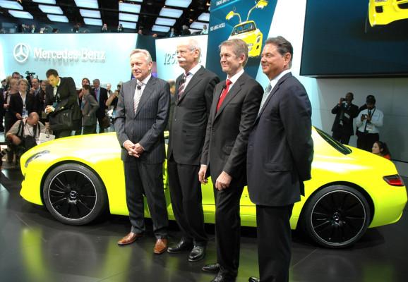 """Mercedes-Verkaufschef im auto.de-Gespräch: """"Unser Anspruch muss weiter Führerschaft sein"""""""