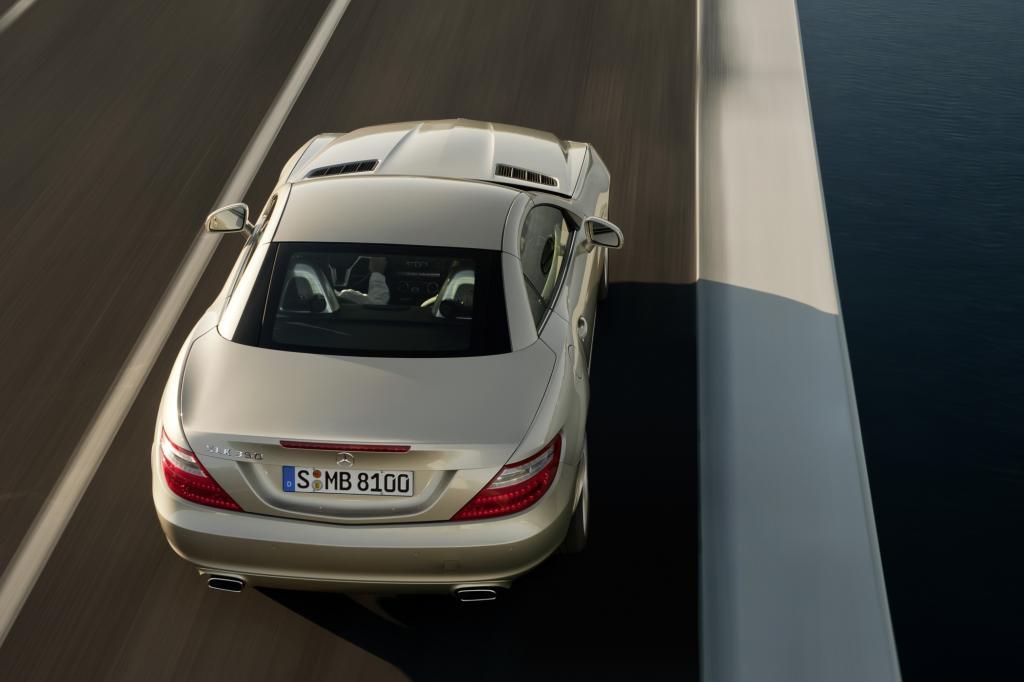 Mercedes hat den Roadster komplett neu entwickelt