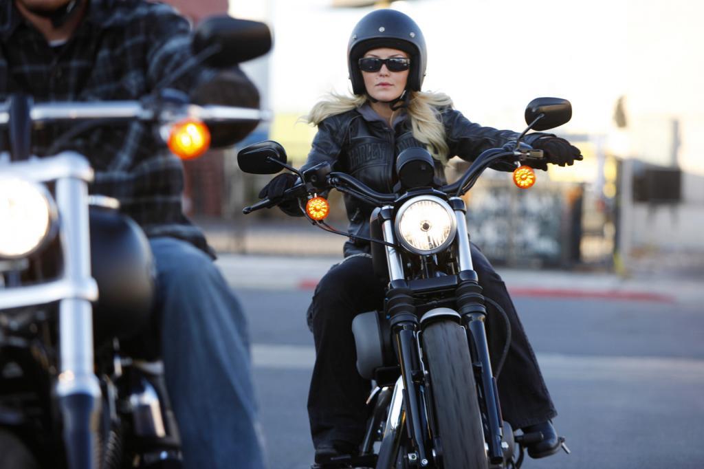Motorrad - Mini-Kennzeichen kommen