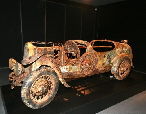 Mullin Automotive Museum - Faible für flotte Franzosen