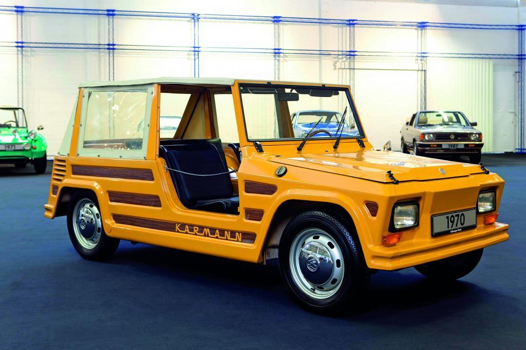 Neue Sammlung seltener Autos von Karmann