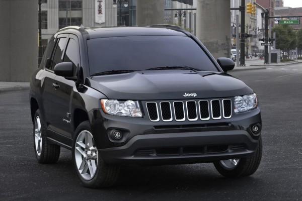 Neuer Jeep Compass in Detroit vorgestellt