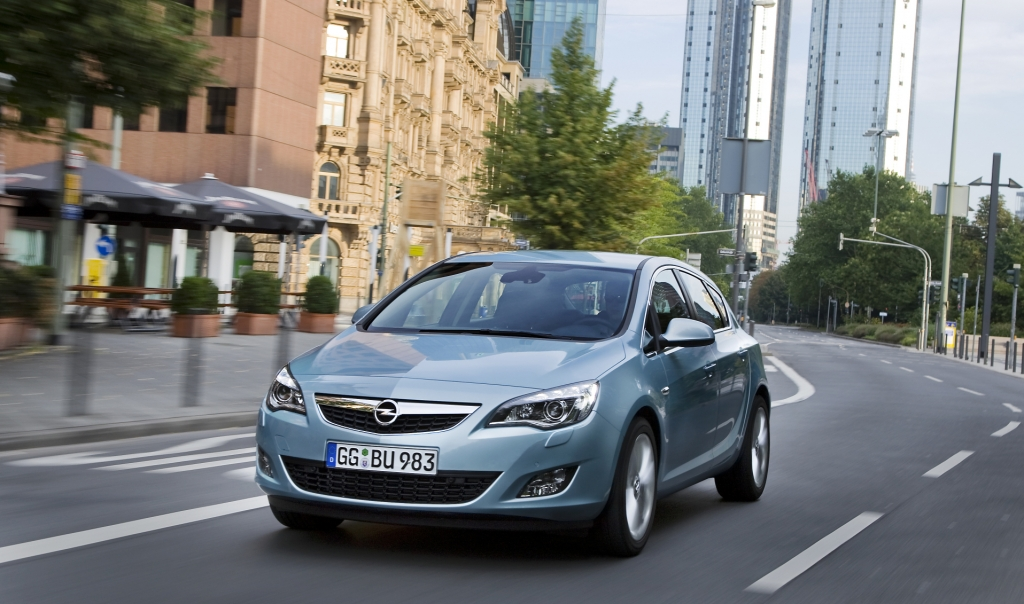 Opel Astra 1.3 CDTI Ecoflex verbraucht im Schnitt 3,9 Liter