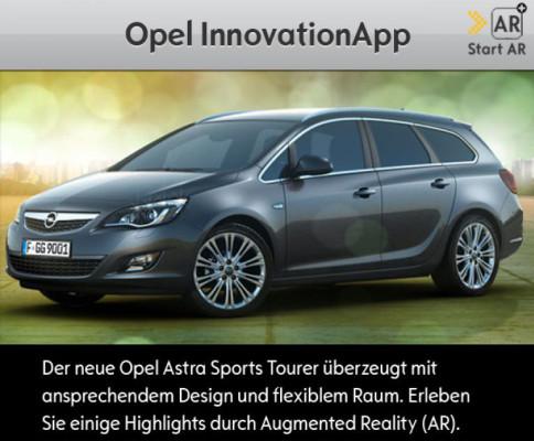 Opel bietet Anwendungen für das iPhone