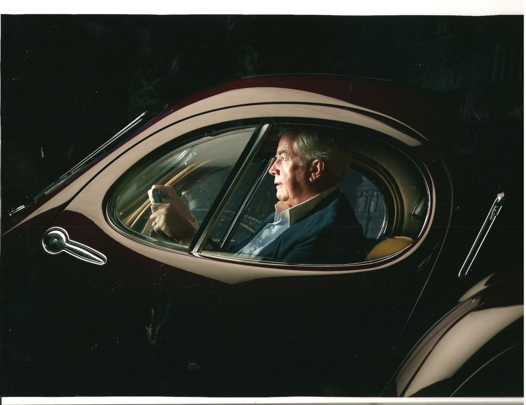 Peter Mullin, Sammler mit einem Faible für flotte Franzosen