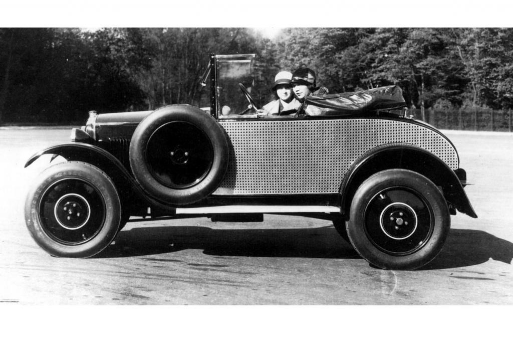 Peugeot 190S Cabriolet von 1929