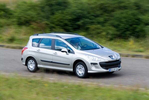 Peugeot mit neuen Dieselmotoren für 308 SW Business-Line und Boxer