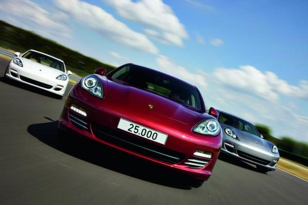 Porsche liegt in den USA 29 Prozent über Vorjahr