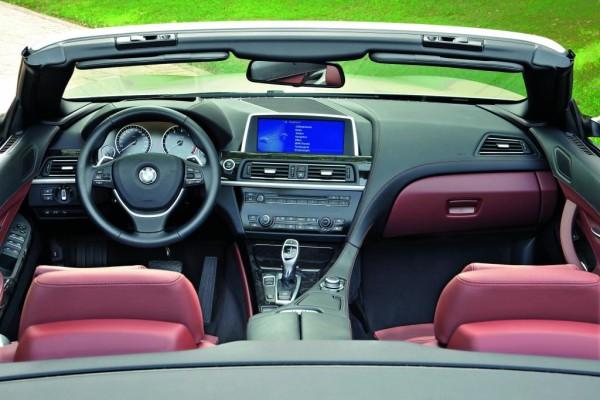 Pressepräsentation BMW 6er Cabrio: Glanzvoller Auftritt