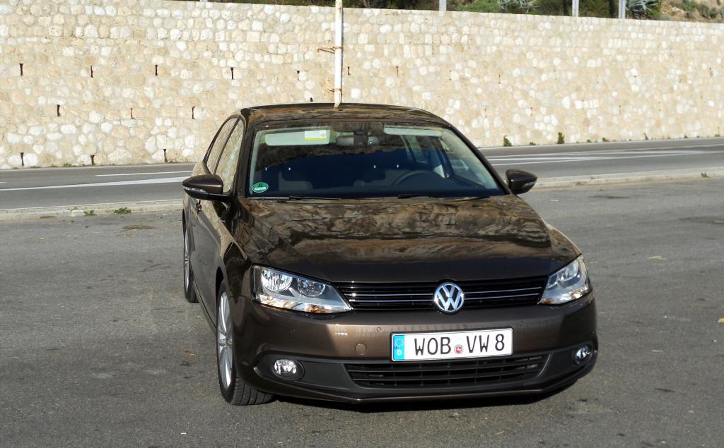 Pressepräsentation Volkswagen Jetta: Lückenschluss