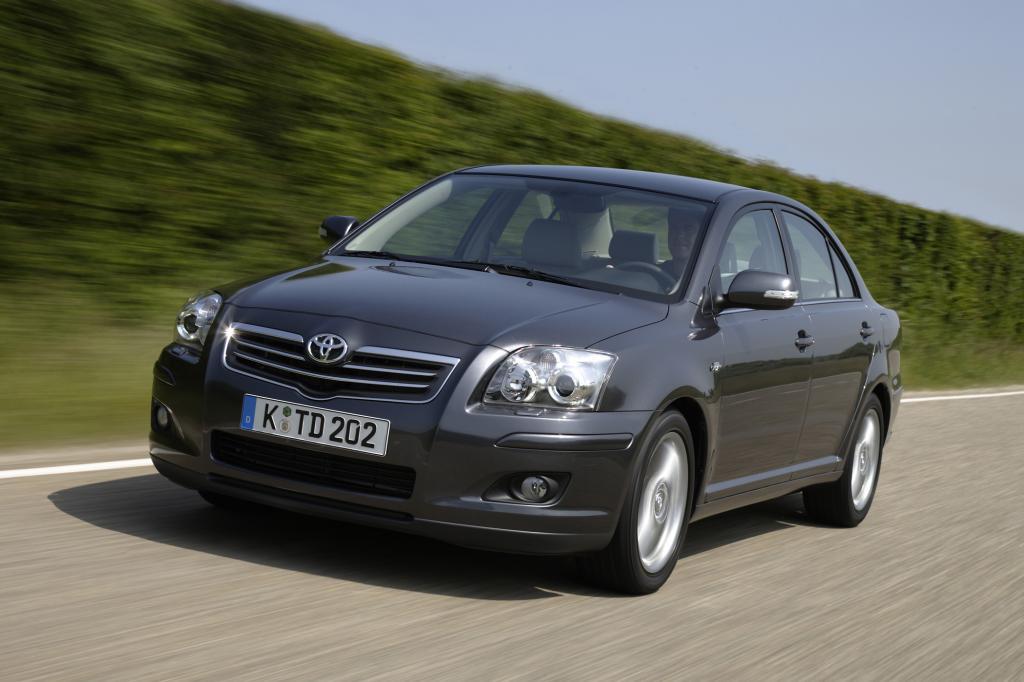 Rückruf - Spritgeruch bei Toyota und Lexus