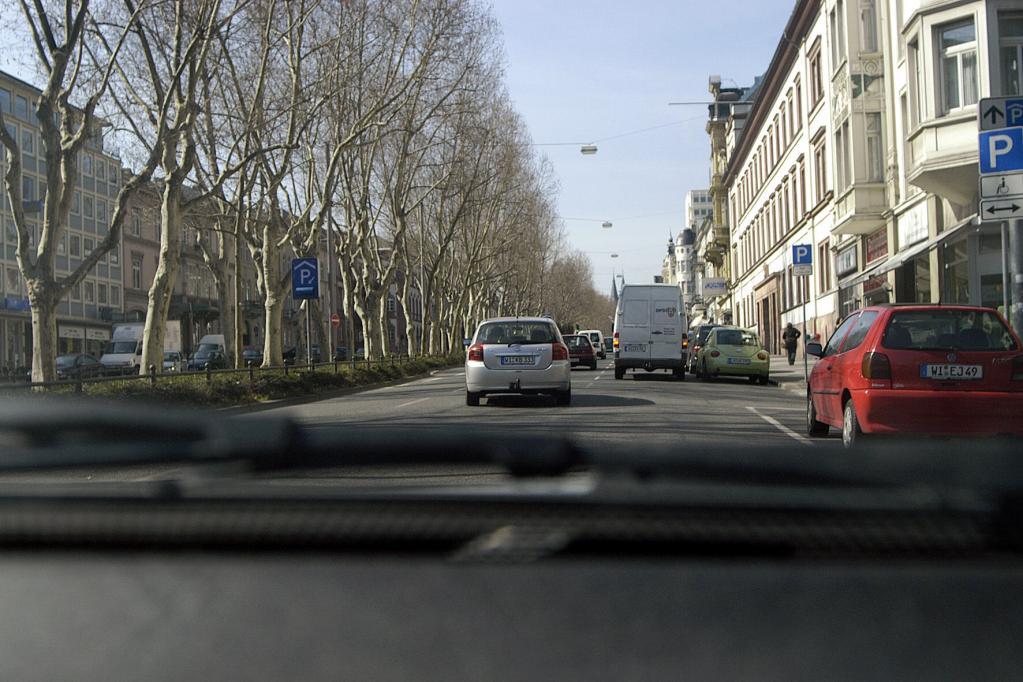 Recht: Falsch geparktes Auto darf abgeschleppt werden