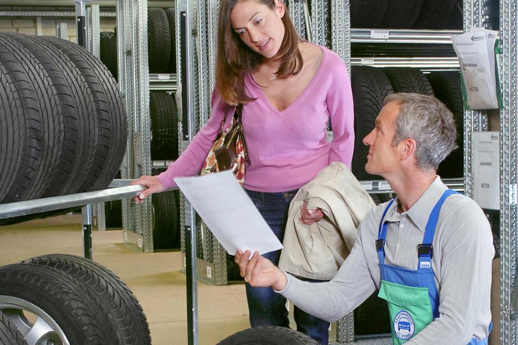 Reifenhandel zufrieden: 51,8 Millionen Pkw-Pneus verkauft