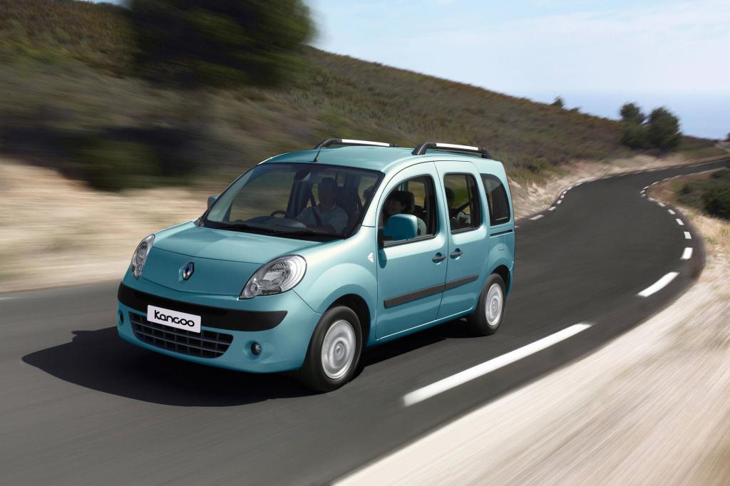 Renault Kangoo: Jetzt mit Anti-Schleuderprogramm