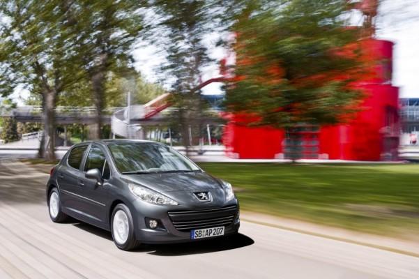 Serienmäßiger Fehlbetankungsschutz in sieben Peugeot-Diesel-Modellen