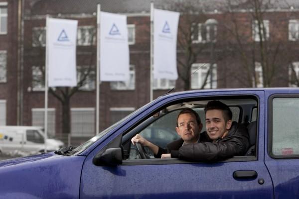 Sicher unterwegs - Begleitetes Fahren ab 17
