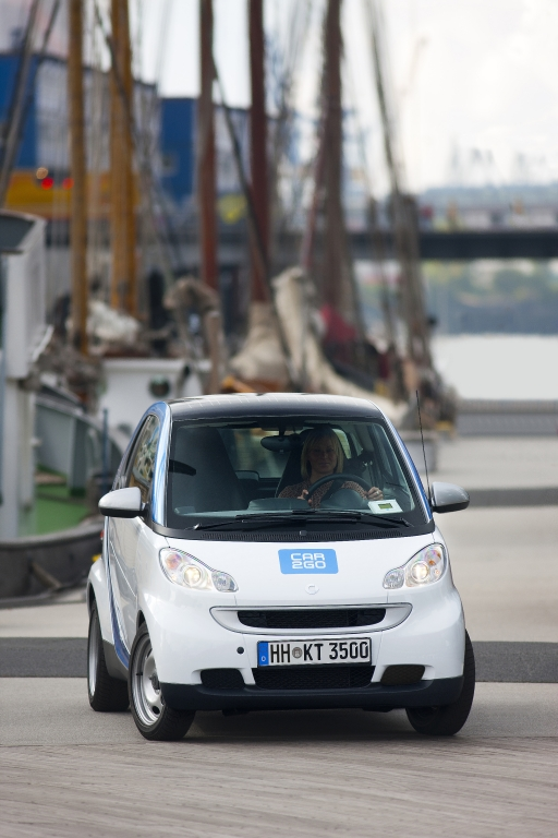 Smart Car2go.