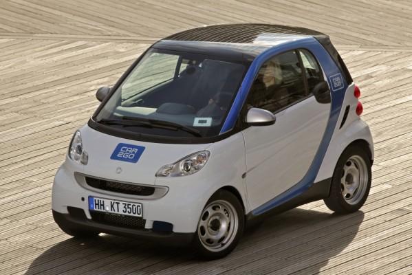 Smart-Carsharing bietet 20 neue Jobs in Hamburg