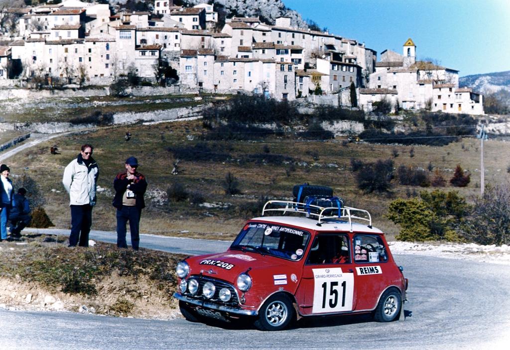 Staraufgebot bei der Rallye Monte Carlo 2011