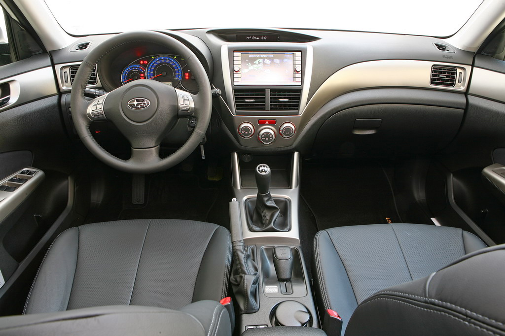 Subaru Forester 2.0 - Der Förster wird grüner (Fahrbericht)