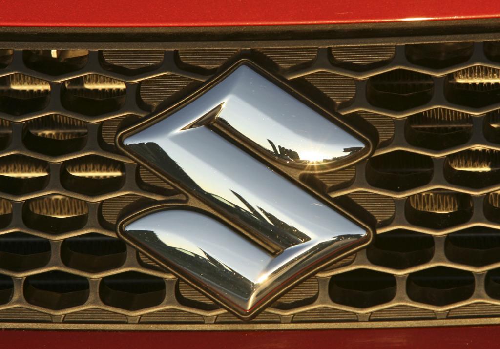 Suzuki verzeichnete 32 549 Neuzulassungen