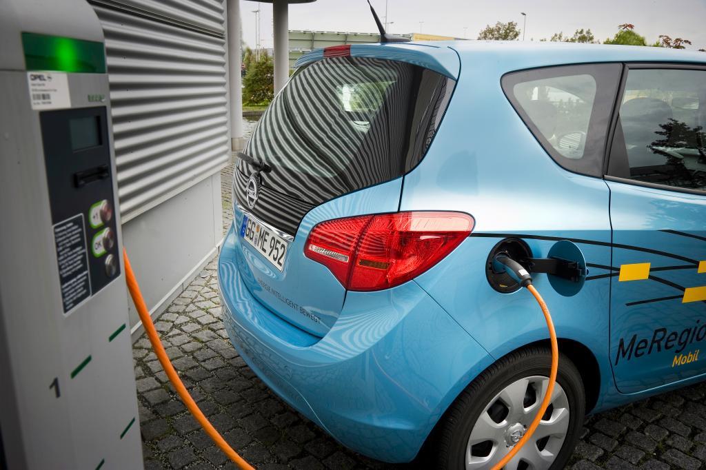TÜV Thüringen setzt auf E-Mobilität