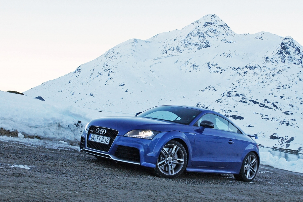 Test: Audi TT RS S tronic - Die Leistungsikone