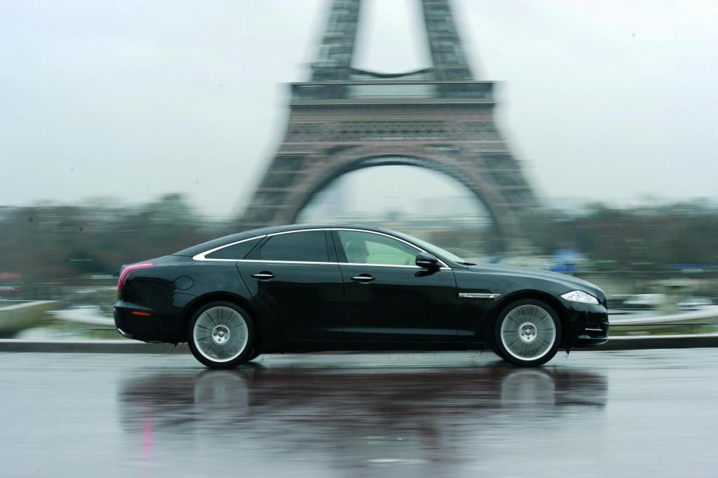 Test: Jaguar XJ 5.0 V8 Kompressor Supersport - Das Ende der Klischees