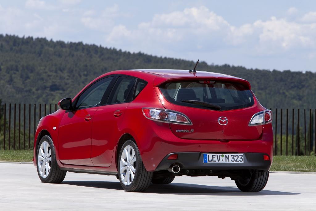 Test: Mazda3 2.0 MZR-DISI - Sportliches Versprechen
