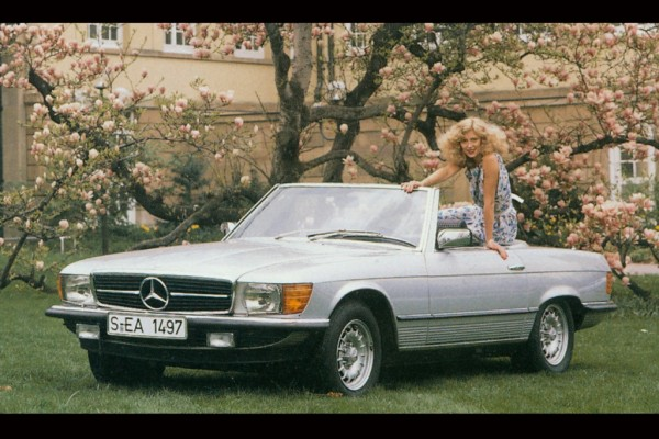 Tradition: 40 Jahre Mercedes-Benz 280-560 SL - Der Langstreckenläufer