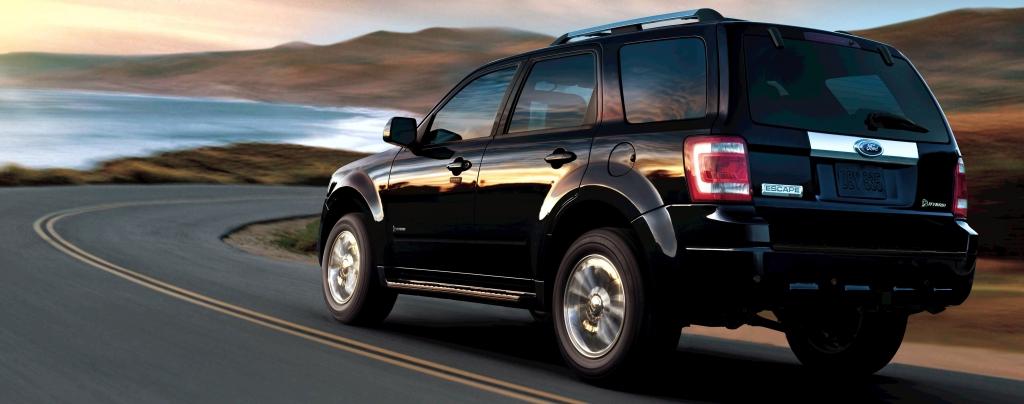 Umwelt- und Hunde-freundlich zugleich: Der Ford Escape Hybrid